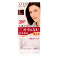 Salon De Pro Hair Color Non Smell #5 Natural Brown -
