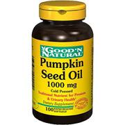 Pumpkin Seed Oil 1000mg -