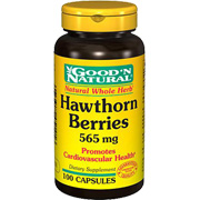 Hawthorn Berries 565mg -