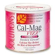 Cal Mag Fizz Mixed Berry Flavor -