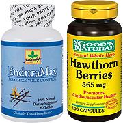 EndurMax + Hawthorn -