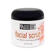 Black Seed & Honey Exfoliating Facial Scrub -