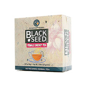 Black Seed Female Energy Tea -