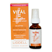 Vital II Hormone Free With Ginseng Extract -