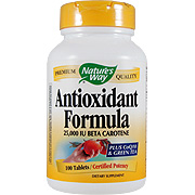Antioxidant Formula 100 tabs -