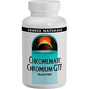 Chromemate® Chromium GTF 200 mcg Yeast Free -
