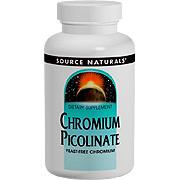 Chromium Picolinate 200mcg -