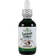 Stevia Clear Coconut -