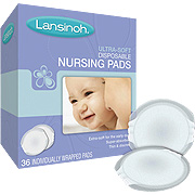 Ultra-Soft Disposable Nursing Pads -