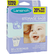 Breastmilk Storage Bags -