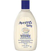 Baby Wash Creamy Smoothing Relief -