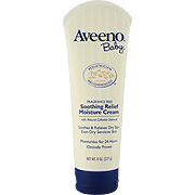 Baby Soothing Relief Moisture Cream Fragrance Free -