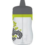 Foogo Leak Proof Sippy Cup w/ Hard Spout Tripoli Design -