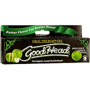 Goodhead Oral Delight Green Apple -