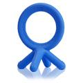 Comotomo Silicone Baby Teether Blue -