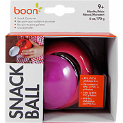 Snack Ball Snack Container Pink/Purple -