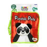 Panda's Pals Soft Book -