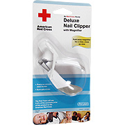 Deluxe Nail Clipper with Magnifier -