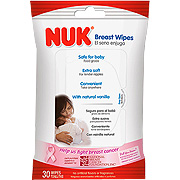 Breast Wipes 30ct -