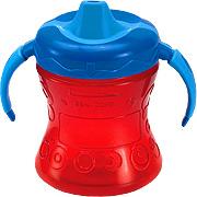 Gerber Graduates fun grips w/seal zone 2-handle trainer soft spout sippy cup 7oz, 1pk, 6m+ -