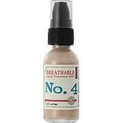 Breathable Liquid Foundation No. 4 -