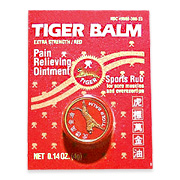 Extra Strength Red Pain Relieving Ointment -