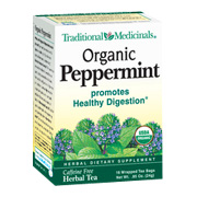 Organic Classic Peppermint Tea -