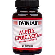 Alpha Lipoic Acid 100mg -