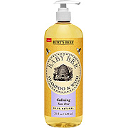 Baby Bee Shampoo & Wash, Calming Tear-Free -