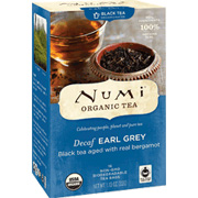Organic Teas Decaf Earl Grey Decaf Tea -