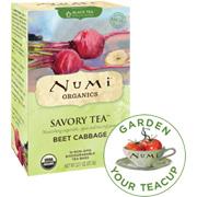 Organic Savory Tea Beet Cabbage -