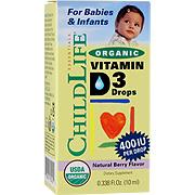 Organic Vitamin D3 -