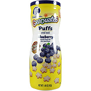 Graduates Puffs Blueberry -