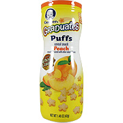 Graduates Puffs Peach -