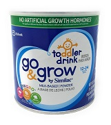 Similac Go & Grow Toddler Drink Milk-based Powder -