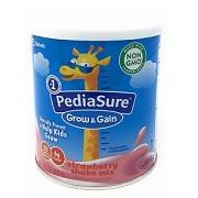 PediaSure Grow & Gain Strawberry Shake Mix -