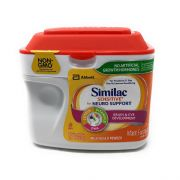 Sensitive Non-GMO Lactose Sensite Infant Powder Formula w/ Iron 0-12 Months -