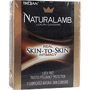 Naturalamb - The #1 Animal Natural Skin Condom -