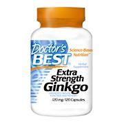 Extra Strength Ginkgo 120mg -