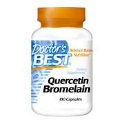 Quercetin Bromelain -