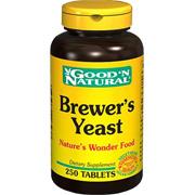 Brewer's Yeast 7 1/2 Grain -