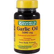 Garlic Oil 5000mg -