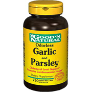 Odorless Garlic and Parsley -
