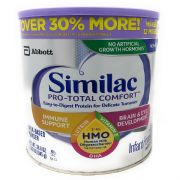 Pro-Total Comfort Value Size Infant Formula w/ Iron for 0-12 Months -