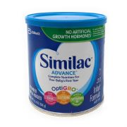 Advance Complete Nutrition Stage 1 Infant Formula Powder w/ Iron for 0-12 Months -