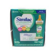 Similac Ready to Feed For Supplementation Milk based Infant Formula w/Iron for 0-12 Months -