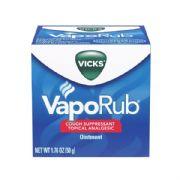 VapoRub Cough Supressant Topical Analgesic -