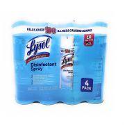 Disinfectant Spray Crisp Linen -