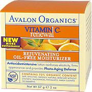 Vitamin C Rejuvenating Oil Free Moisturizer -