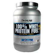 100% Whey Protein Fuel Vanilla 2 LB -